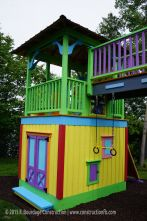 Play Structure for Kids, F. Bourdage Construction, Kemptville & Ottawa