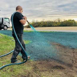 Hydroseeding Kemptville, Manotick, North Gower, North Grenville